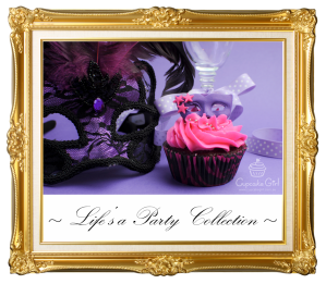 cupcakegirl.com.au - Lifes a Party Collection