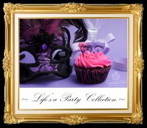 cupcakegirl.com.au - Lifes a Party Collection