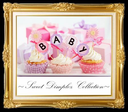 cupcakegirl.com.au - Sweet Dimplez Collection