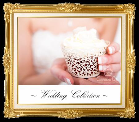 cupcakegirl.com.au - Wedding Collection
